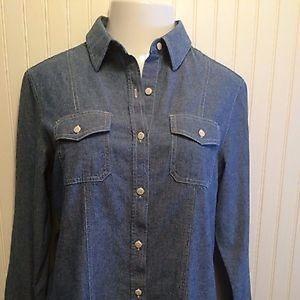 J McLaughlin Button Down Shirt